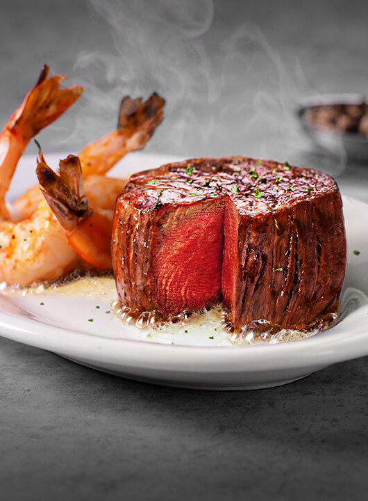 Filet & Shrimp