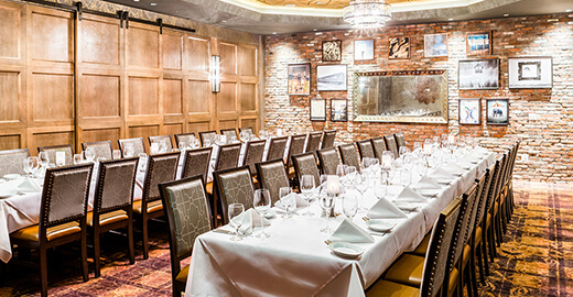 Private Events Ruth S Chris Steak House