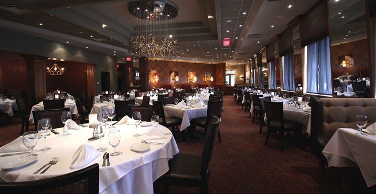 Ruth's Chris Orlando: Main Dining Room